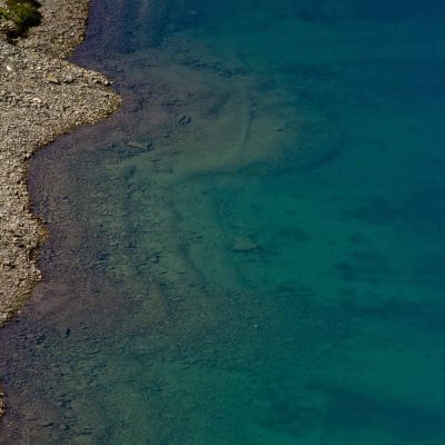 Lac de la Petite Cayolle 09/2014